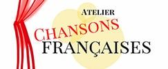 Logo de l'atelier chansons françaises