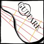 Logo pour l'audition de guitare classique
