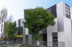 Photo du Centre d'Animation Place des Fêtes - Paris 19e
