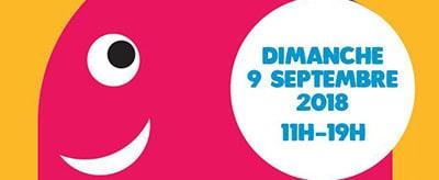 Annonce Forum des associations du 10e - 7 septembre 2018
