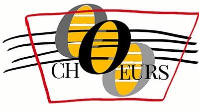 Logo de l'ensemble vocal de Mélodix
