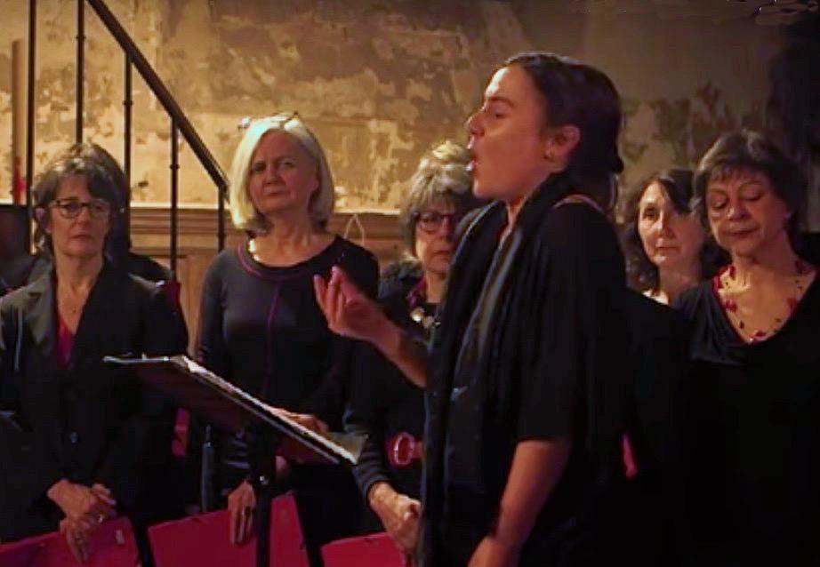 Photo du concert « Florilège d'enchantements de l'opéra baroque » : J'ai perdu mon Eurydice…