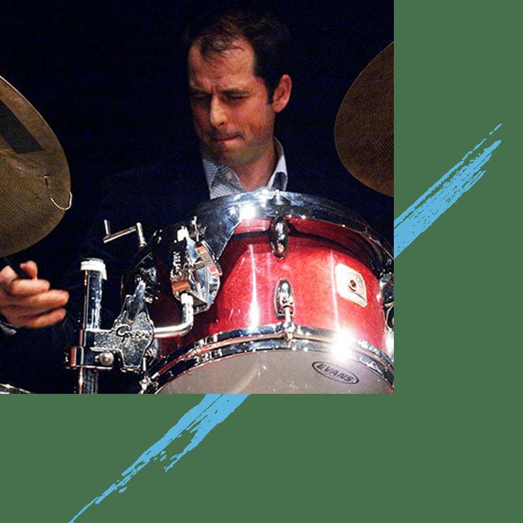 Cours de batterie : Olivier Portail, batteur de jazz