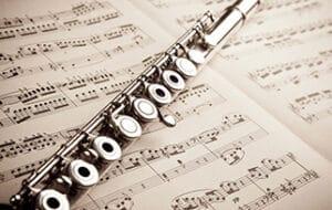 Photo de flûte : cours de flûte - Patrice Bocquillon