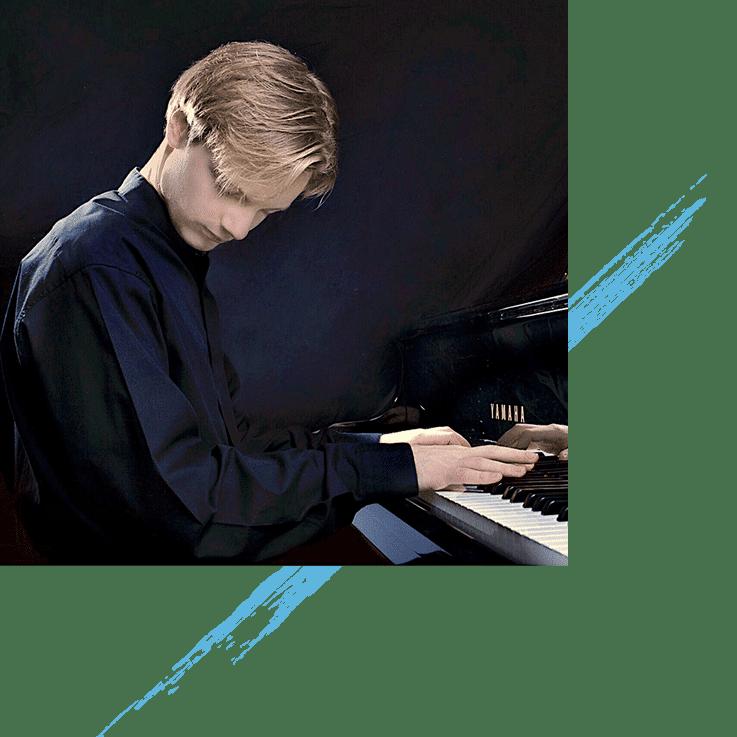 Guillaume Masson, pianiste