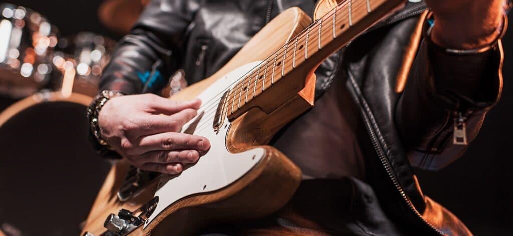 Guitare rock, blues, funk - jouer ensemble
