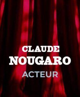 Claude Nougaro, acteur